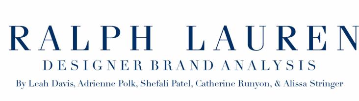 polo ralph lauren target market